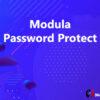 Modula Password Protect