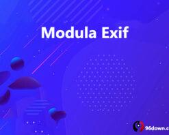 Modula Exif