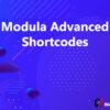 Modula Advanced Shortcodes