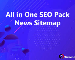All in One SEO News Sitemap