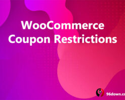 WooCommerce Coupon Restrictions