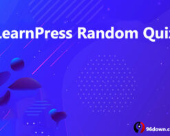 LearnPress Random Quiz