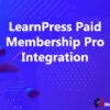 LearnPress Paid Membership Pro Integration