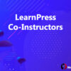 LearnPress Co-Instructors