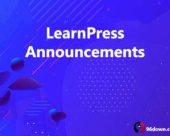LearnPress Announcements