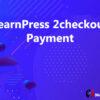 LearnPress 2checkout Payment